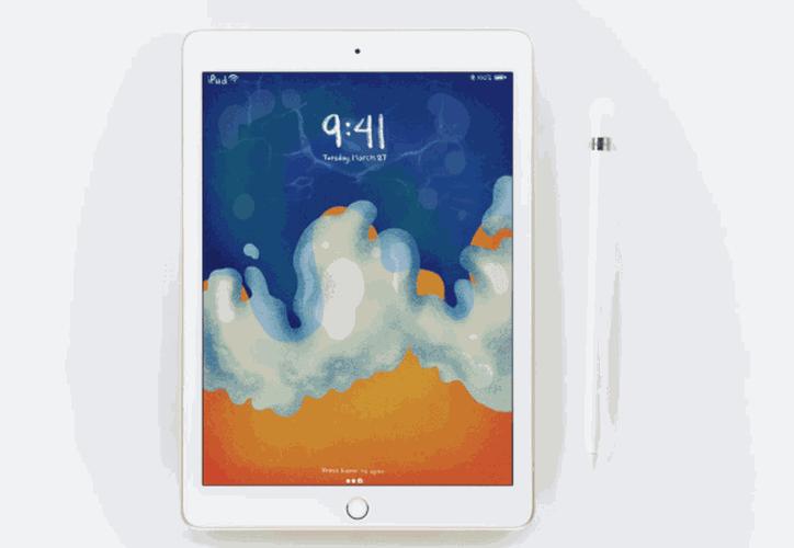 El nuevo modelo tiene una pantalla de 9.7 pulgadas y cuesta 299 dólares para estudiantes. (Apple)