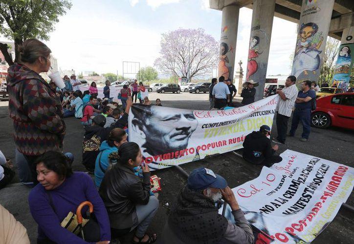 Los maestros de la Ceteg recibirán el apoyo del sindicato de servidores públicos para manifestarse contra la reforma educativa del gobierno federal. (Archivo/Notimex)