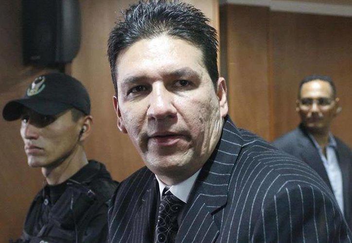 """Edwar Cobos Téllez ingresó a la cárcel de Bogota en 2005 tras entregarse a las autoridades. 'Diego Vecino' fue jefe del paramilitar """"Bloque Montes de María"""" que operó en la costa Caribe de Colombia. (Archivo eltiempo.com)"""