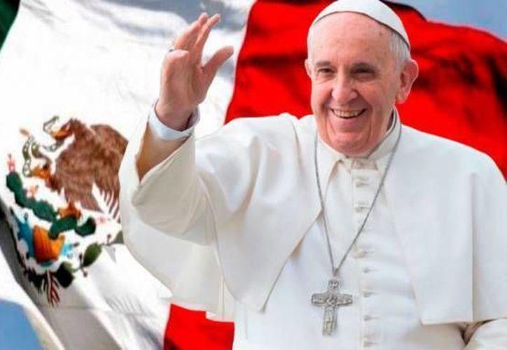 El próximo 15 de febrero el Papa Francisco hará su primera visita a México. (Contexto/Internet)