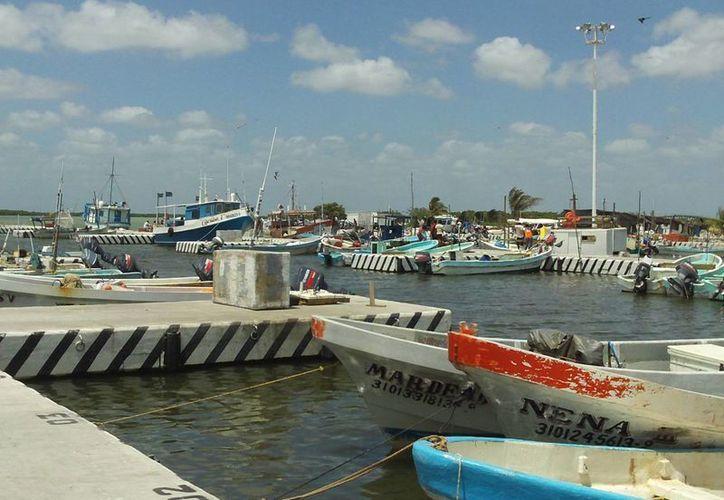 El cierre de puertos abarca la parte norte de la Península de Yucatán. (SIPSE)
