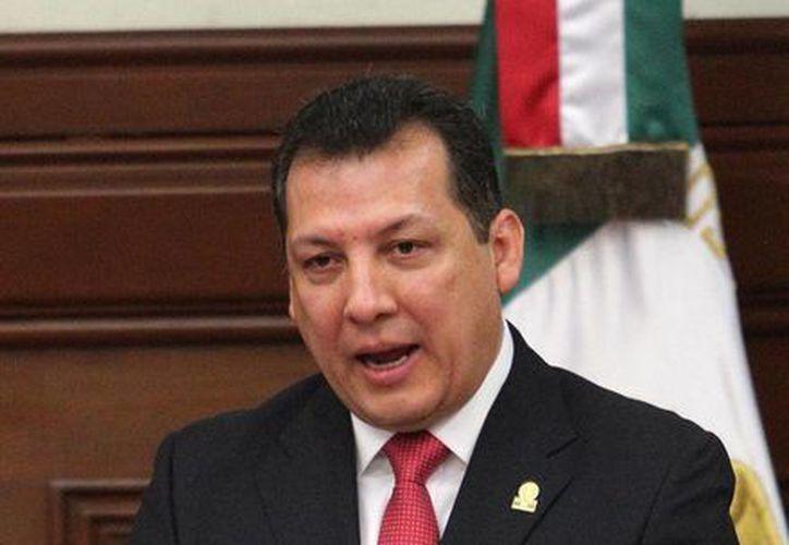 El ombudsman nacional Raúl González Plascencia reafirmó su compromiso para los condenados a pena de muerte fuera del país. (Agencias)