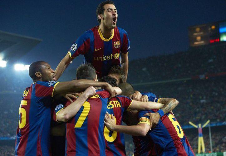 Este sábado, el Barcelona recibe al Getafe en el Camp Nou. (Foto: Agencias)
