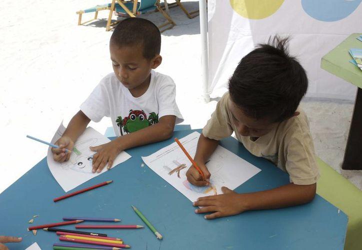 Los niños deben presentar sus propuestas antes del 30 de mayo. (Harold Alcocer/SIPSE)