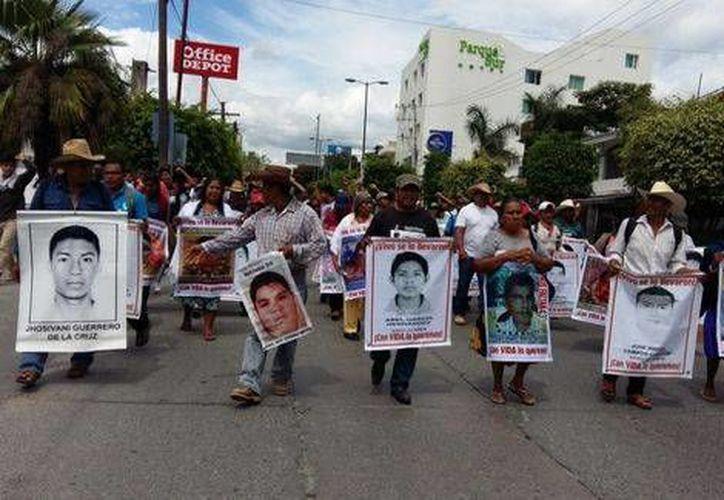 De acuerdo con cifras del Sistema Nacional de Seguridad, de cada 4 personas desaparecidas en Guerrero, 3 son de Iguala (Milenio Digital)
