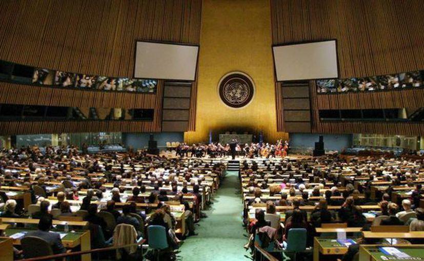 ONU celebró la instalación de la Coalición Nacional Siria en busca de una transición política. (EFE)