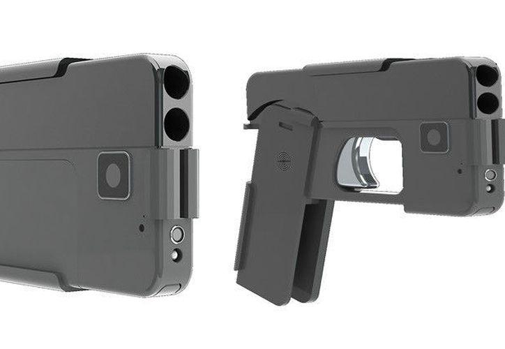 Ideal Conceal ya ha recibido 12.000 pedidos anticipados de esta nueva arma de fuego, que cuesta 395 dólares. (RT)
