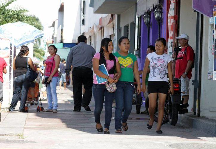 Quintana Roo se ubica entre los 10 estados con la tasa más baja de desocupación. (Francisco Sansores/SIPSE)