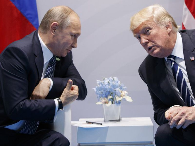 The summit will offer Putin a chance to try to persuade Washington to lift some of the sanctions imposed on Russia. (AP)