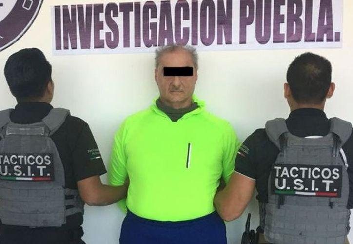 La Fiscalía de Veracruz solicitará al juez que le imponga prisión preventiva necesaria como medida cautelar. (Twitter)