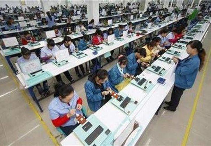 La producción industrial aumentó como consecuencia del dinamismo en las industrias manufactureras. (Milenio)