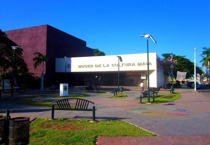 El museo de la Cultura Maya en Chetumal será la sede de la muestra pictórica. (Redacción/SIPSE)