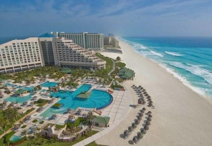 El número de turistas irlandeses a Cancún creció 85 por ciento entre 2009 y 2013. (Foto ilustratriva/Internet)