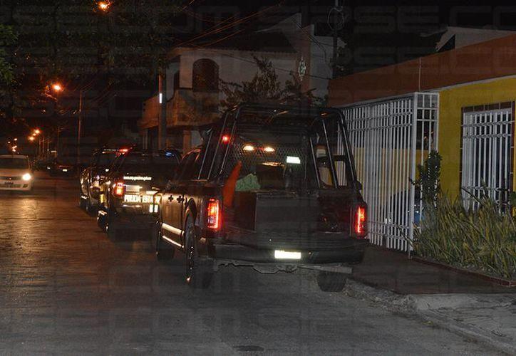 El militar que el sábado pasado baleó a un vecino de la Residencial Pensiones se quedará en prisión, por lo menos hasta que dure la investigación del caso. (SIPSE)