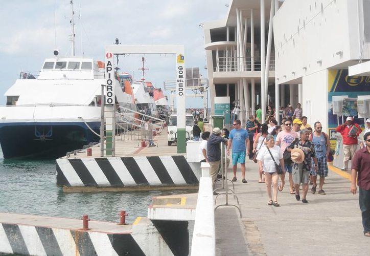 El proyecto busca incrementar el número de visitantes en el destino. (Julian Miranda/SIPSE)