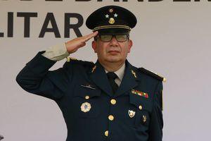 Cambio de mando en la X Región Militar de Yucatán