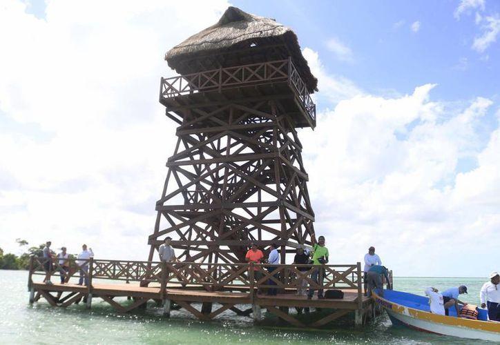 Las autoridades extranjeras señalan que se debe promocionar un solo destino turístico al mercado. (Harold Alcocer/SIPSE)