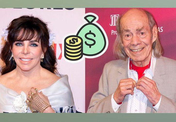 La actriz le da alrededor de 100 mil pesos mensuales a su expareja. (Vanguardia)