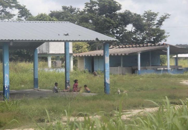 La Comisión de Derechos Humanos ya realizó una visita para constatar las condiciones en las que están los albergues. (Carlos Castillo/SIPSE)