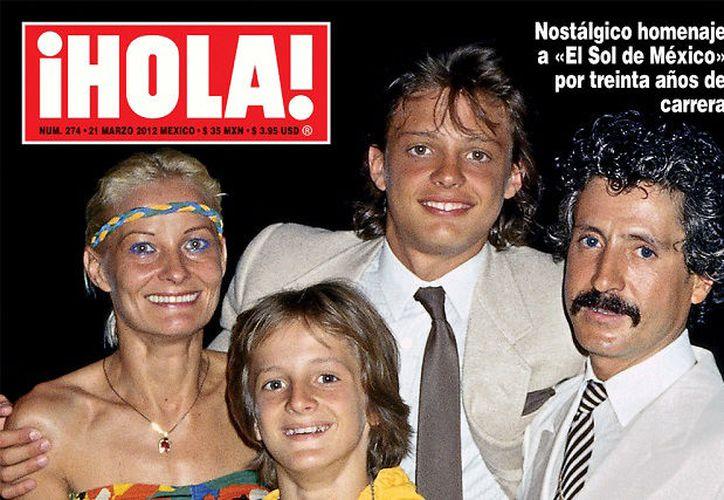 Andrés García aseguró que Luis Rey deseaba deshacerse de su esposa y se lo pidió también a 'Durazo'. (Vanguardia MX)