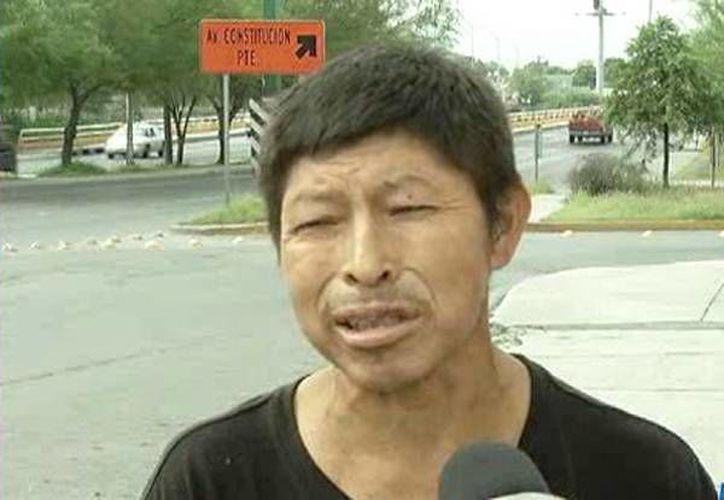 Su estado de salud y la falta de dinero ha complicado su regreso a Quintana Roo. (Milenio)