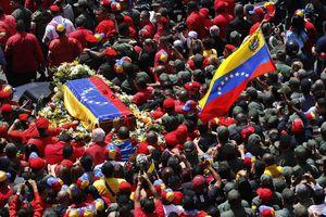 Venezuela y el mundo despiden a Chávez