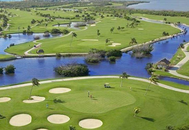 La infraestructura en Cancún para el segmento de golf ha crecido exponencialmente. (Contexto/Internet)