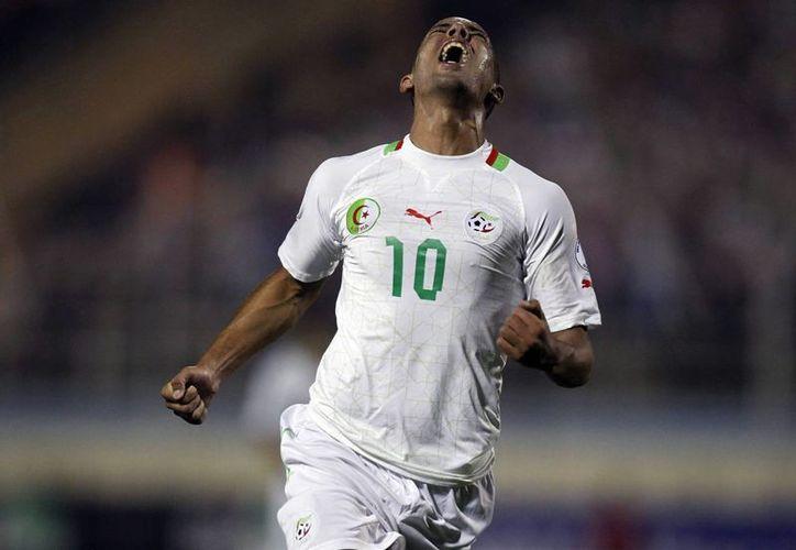 Feghouli milita en el club español Valencia. (rfi.fr)