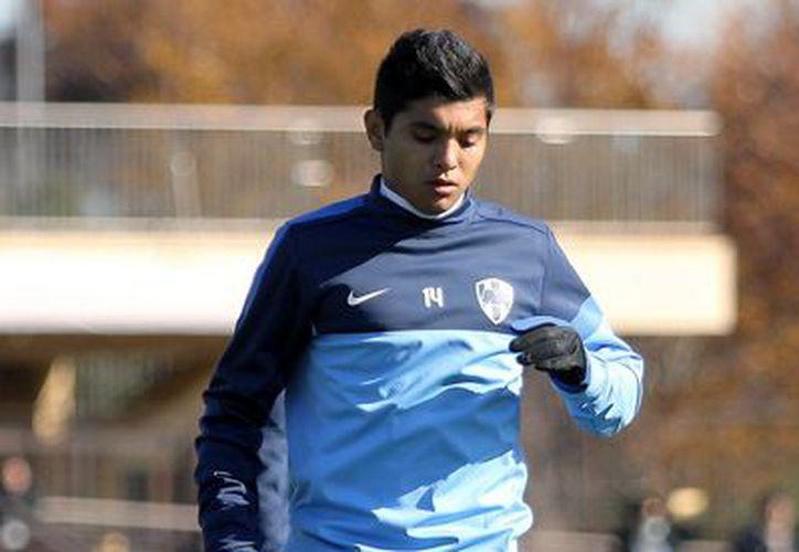 Jesús Corona tuvo destacada actuación en el Mundial de Clubes de 2012. (Agencias)