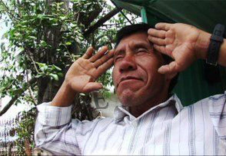 La película 'Granicero', narra la vida de Noé, tras un impacto de rayo. (facebook.com/ElCineClub)