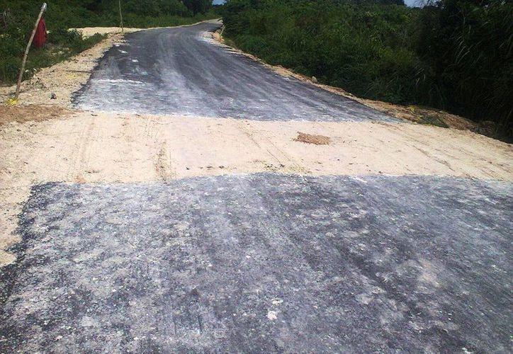 La Sintra buscará los puntos con desgastes y daños de la infraestructura caminera. (Redacción/SIPSE)