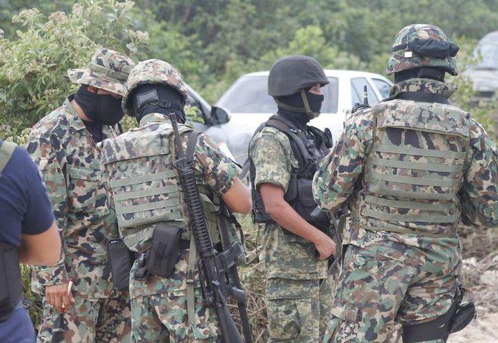 Invertirán recursos para Inmuebles de salud para militares en Chetumal. (Jesús Tijerina/SIPSE)