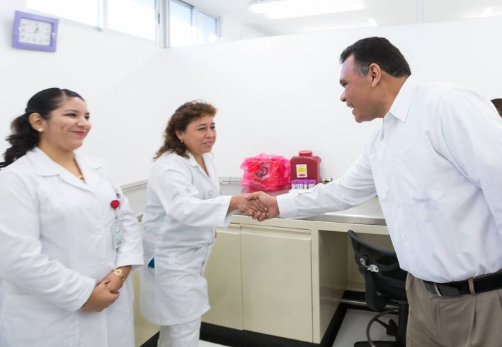 A través del programa 'Trabajando por un Yucatán incluyente', el gobernador Rolando Zapata entregará apoyos a personas con discapacidad. (SIPSE)