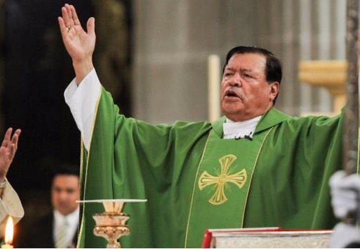 La PGR aceptó la denuncia en la que acusan que Norberto Rivera solapó abusos de 15 sacerdotes a menores. (SDP noticias)