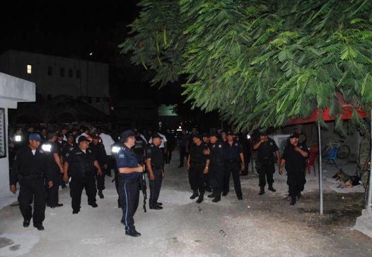 Se reportó un motín al interior de la Cárcel de Cancún; se presume que los reos intentan fugarse. (Imagen de archivo/SIPSE)