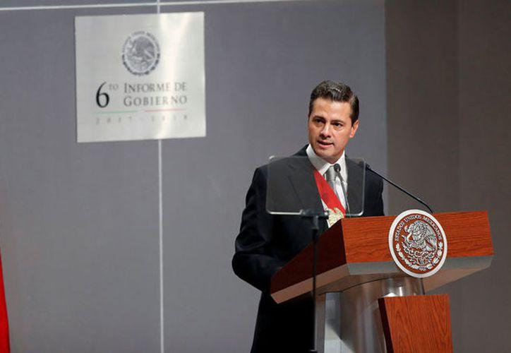 Pese a que el presidente dice dejar un México mejor al que recibió, los datos no respaldan su percepción. (RT)