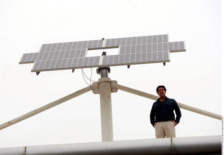En México apenas está comenzando el uso de energías alternativas. (Agencia Reforma)