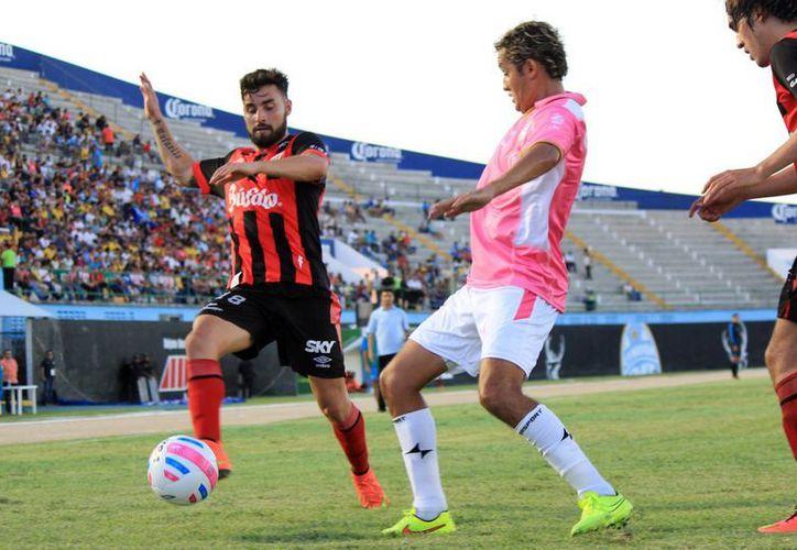 El CF Mérida ha tenido altibajos en toda la campaña, por lo que ahora podrían quedar eliminados de dos competencias o avanzar a semifinales en Copa MX. (Milenio Novedades)
