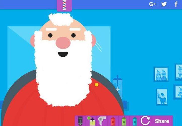Google te muestra dónde se encuentra Santa Claus cada día hasta el 25 de diciembre. (santatracker.google.com)