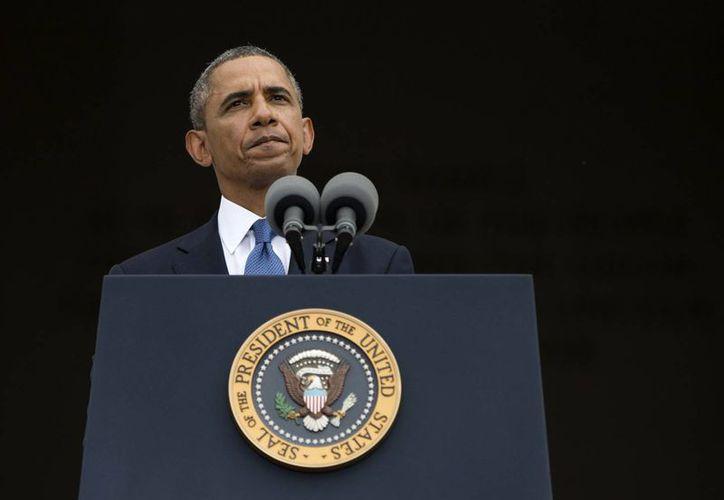 El Ejército atacaría en cuanto Obama dé la orden. (Agencias)