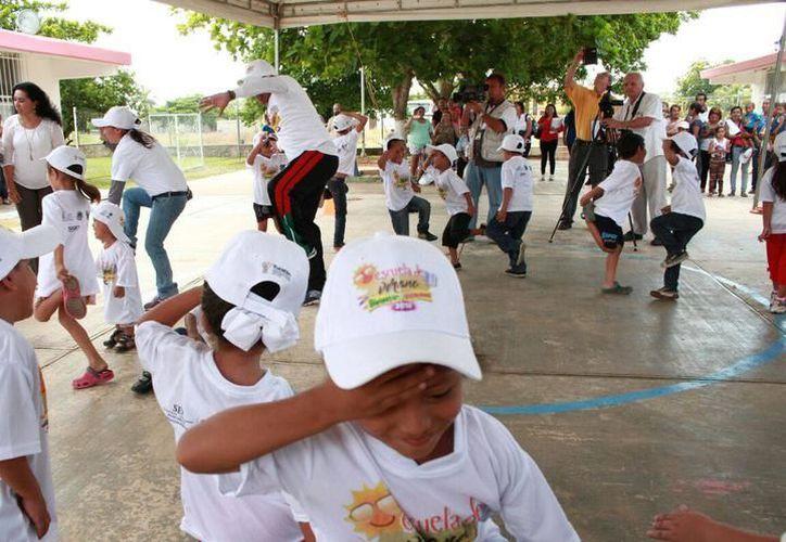 El programa 'Escuela de Verano' inicia el próximo 10 de julio.  (Milenio Novedades)