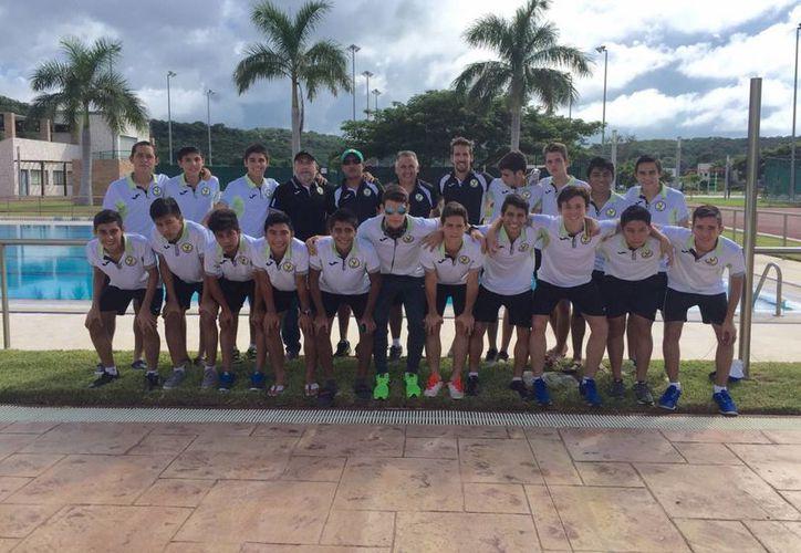 Equipo Venados Newell's, que derrotó a Campeche de visita. (Milenio Novedades)