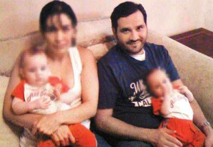 Samuel Zazueta, cuñado de Jesús Manuel Gutiérrez Guzmán, primo de 'El Chapo' Guzmán. (Especial)