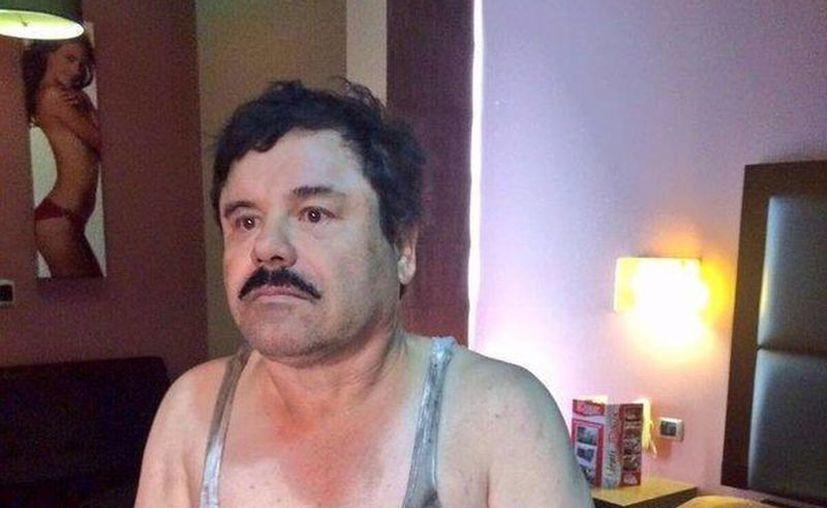 Un segundo juzgado determinó que sí procede la extradición a EU de Joaquín 'El Chapo' Guzmán. (Archivo/Agencias)