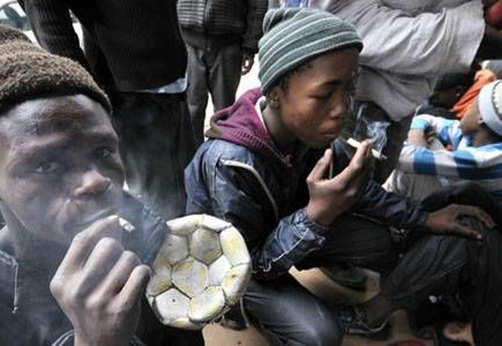 El consumo de la droga está acarreando el aumento a la delincuencia. (mnn.com)