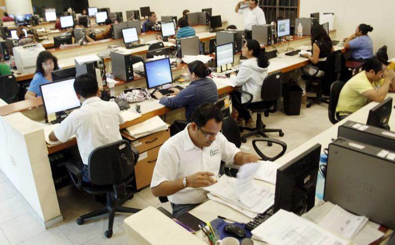 Digitalizan proceso notariales en registro p blico de la for Oficinas del registro de la propiedad