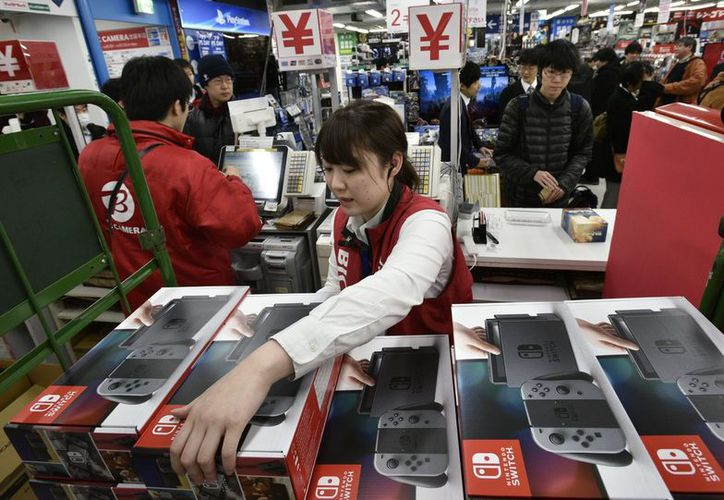 El Switch ha tenido problemas de abastecimiento en Japón. (Foto: Contexto/Internet)