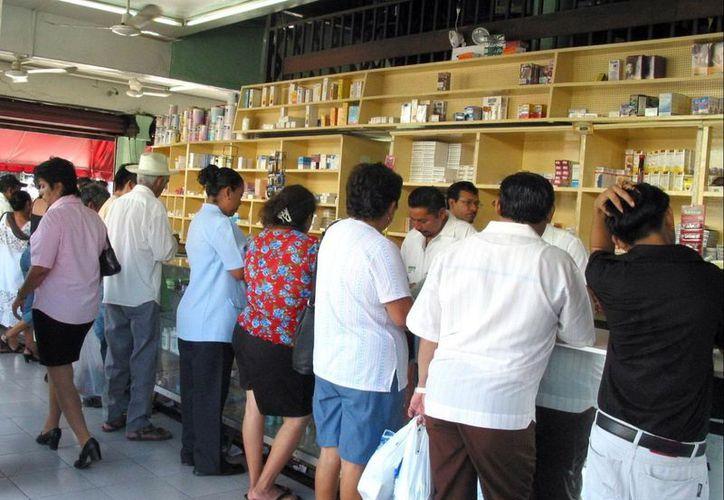 La venta de nimesulida comenzó hace 20 años. (Milenio Novedades)