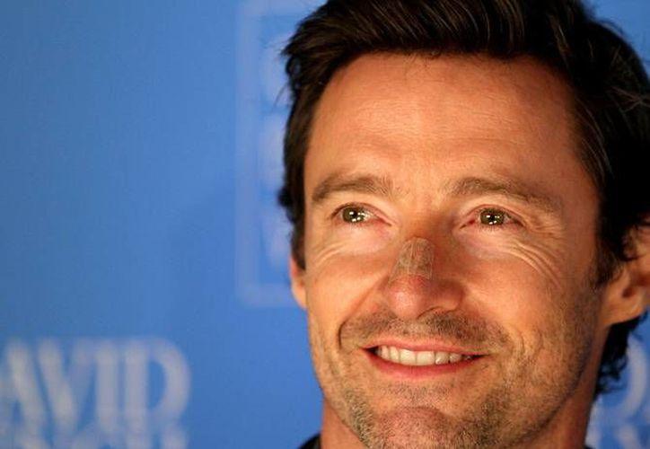 El actor australiano  Hugh Jackman  fue operado por quinta vez de un cáncer de piel en la nariz. El australiano afirmó que aunque ésta es la forma más leve del cáncer, sigue siendo grave. (Archivo AP)
