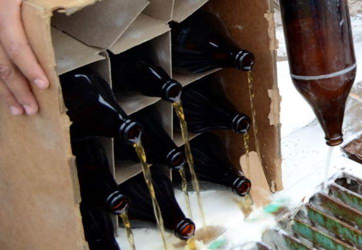 Los expendios que vendan alcohol a menores podrían ser suspendidos. (Foto: Milenio Novedades)